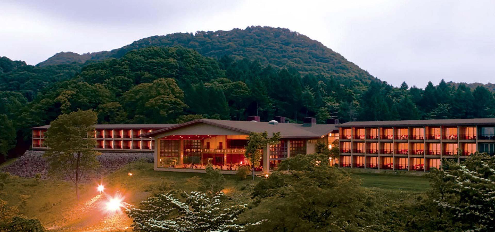 輕井澤淺間王子大飯店