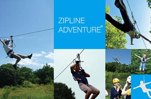 Zip Line Adventure Hakokdate Onuma