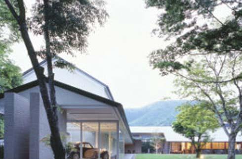 箱根 Lalique 美術館