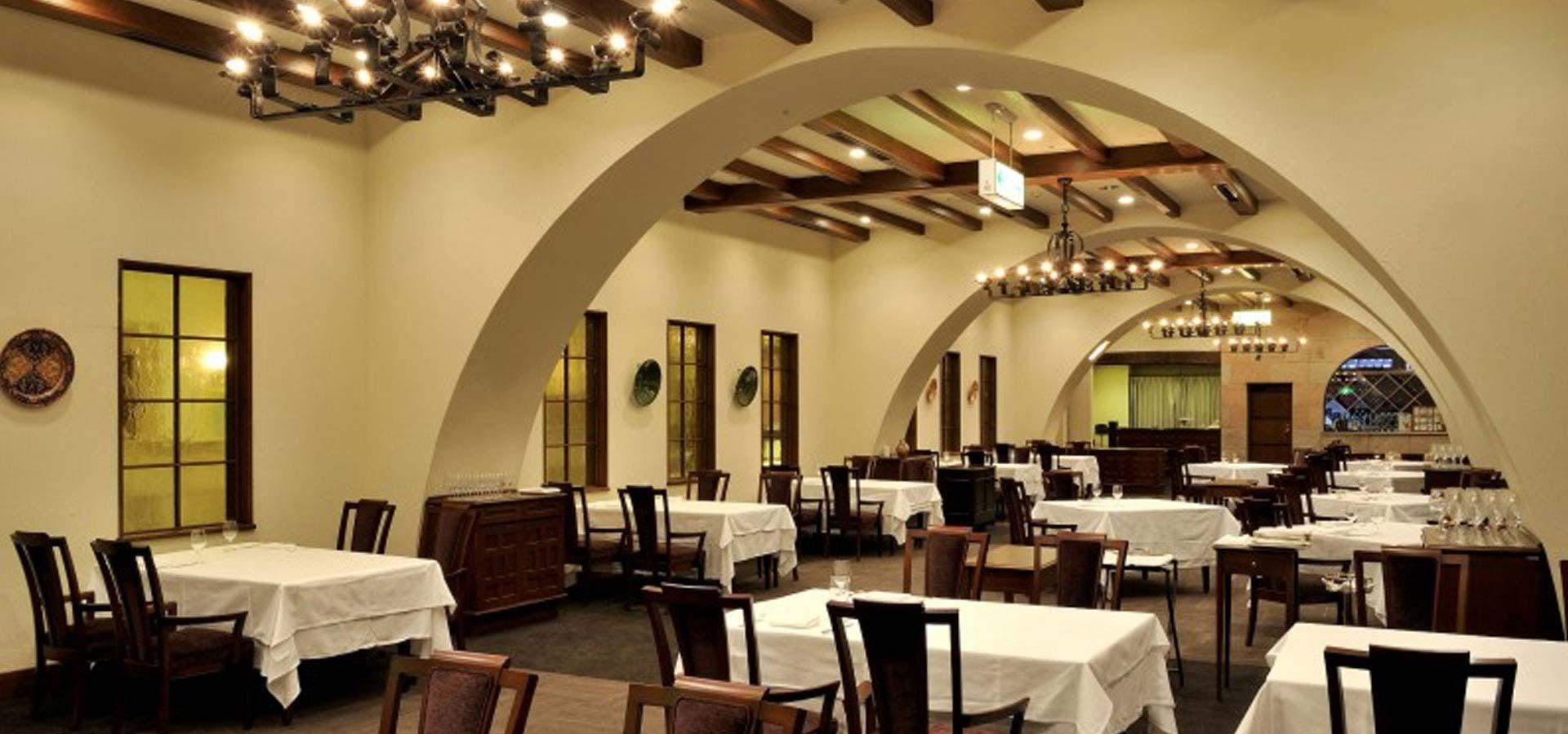 Plat du Jour 主餐廳