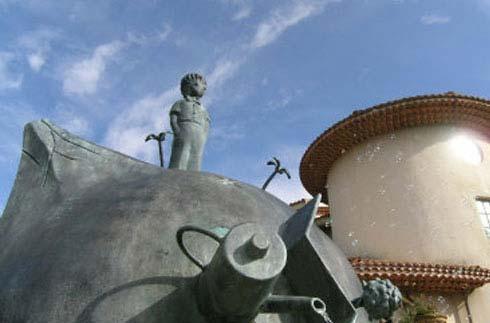 箱根聖埃克蘇佩裏小王子博物館