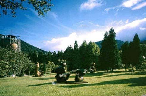 하코네 야외 박물관