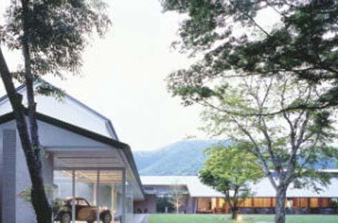 箱根 Lalique 美术馆