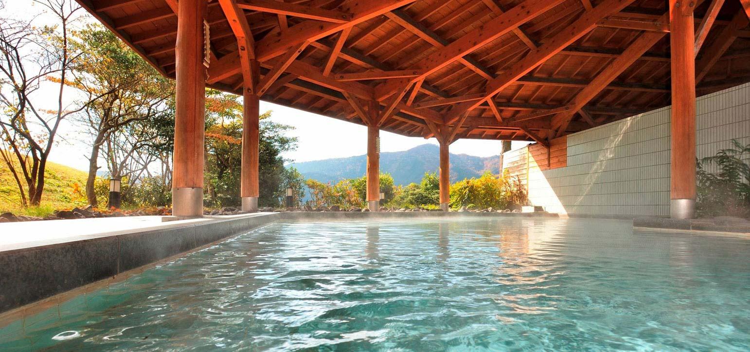 溫泉-箱根湖畔之湯