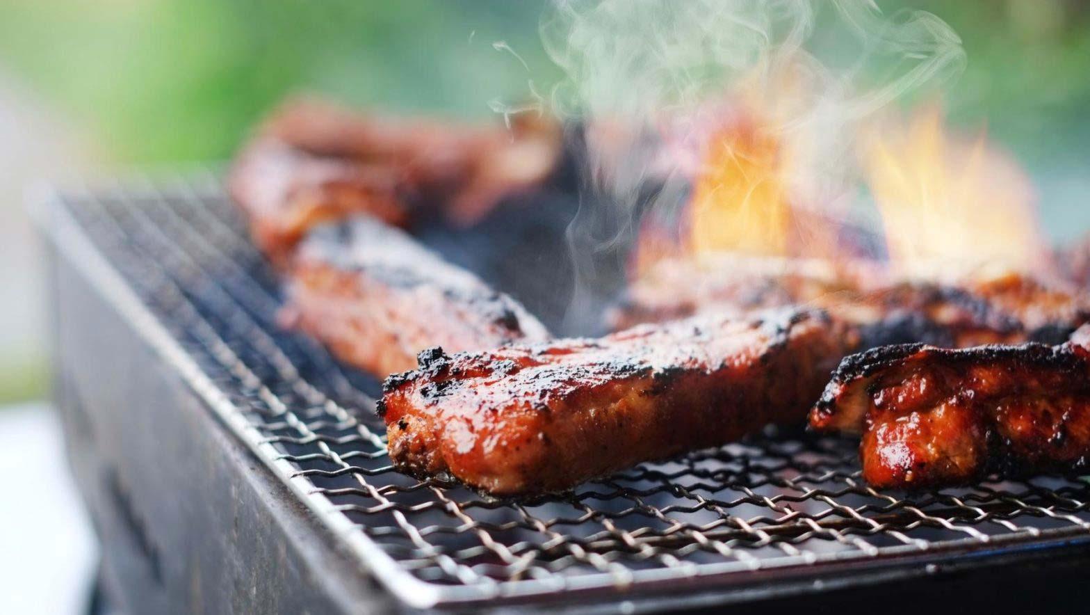 欲利用烤肉时的相关事宜