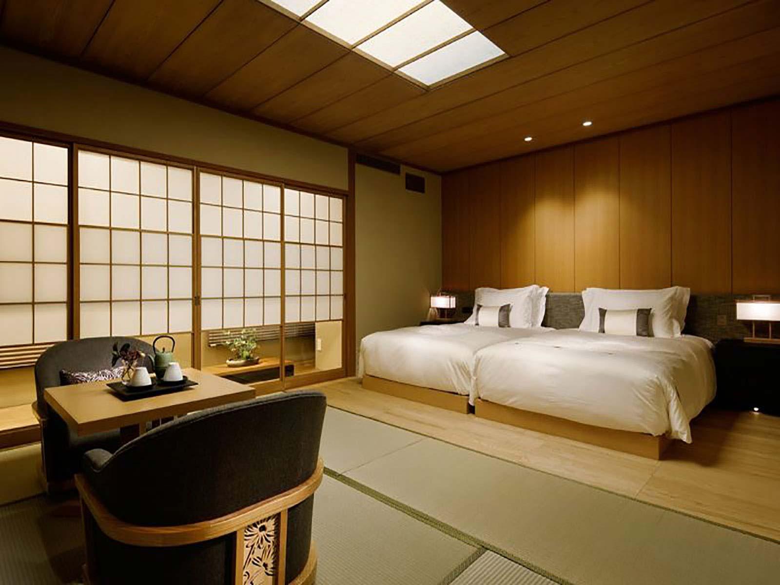 Japanese-style Tatami Room D