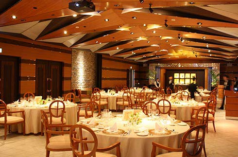 "Banquet Room ""Seashore"""