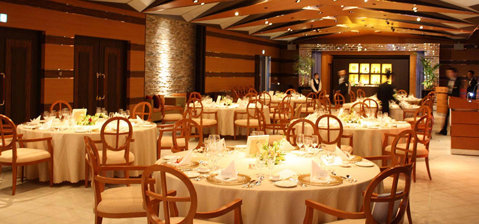 """Banquet Room """"Seashore"""""""