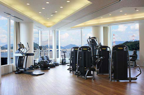 Gym (Hotel guests only/Fee)