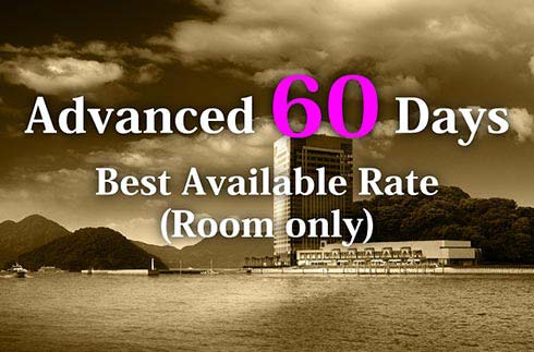 60 days Advance (Room only)