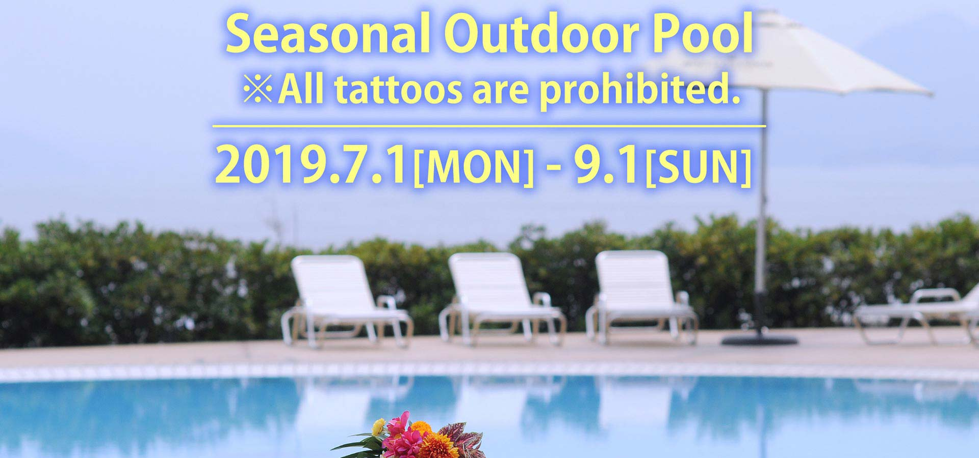 Outdoor Pool [Seasonal opening times/Hotel guests only/Fee]
