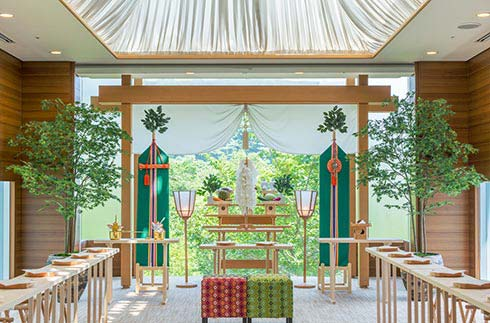 신전식 결혼식장