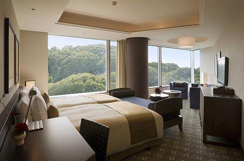 Premium Floor Luxury Room With View Bath