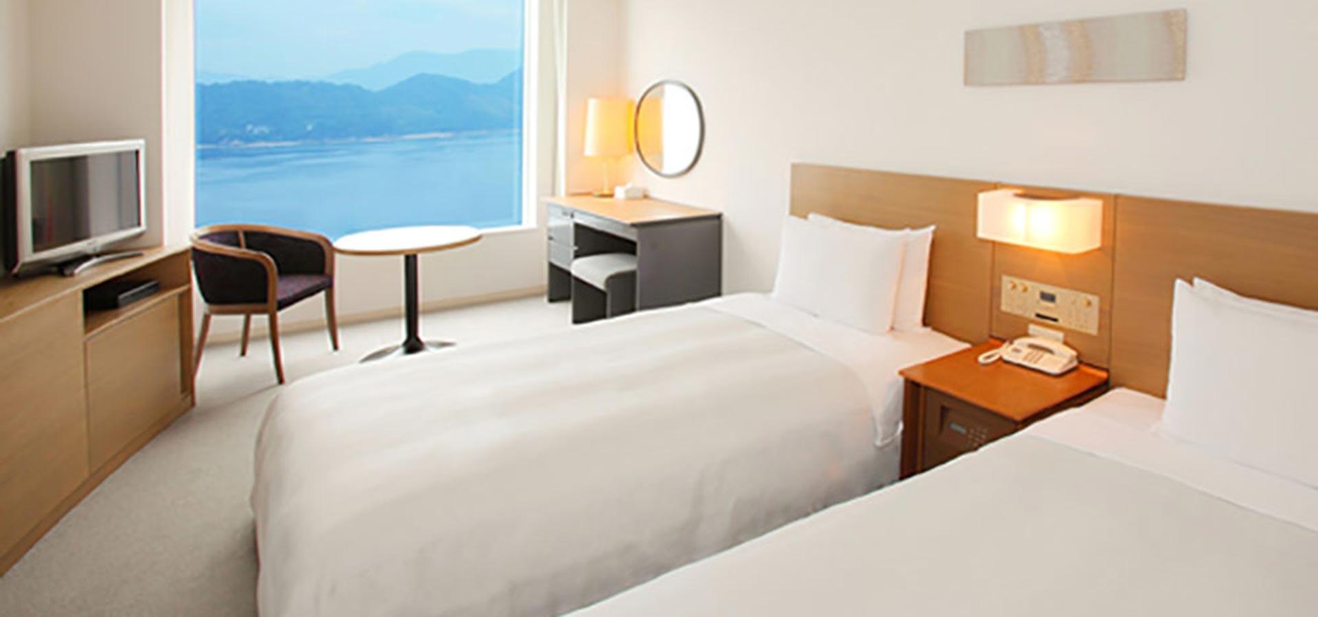 標準樓層 雙床房