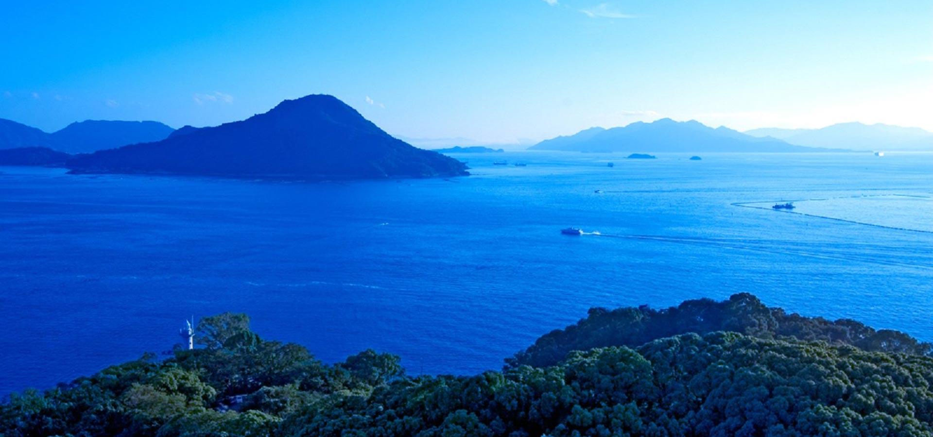 Motoujina National Park