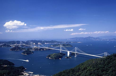 來島海峽大橋(愛嬡)