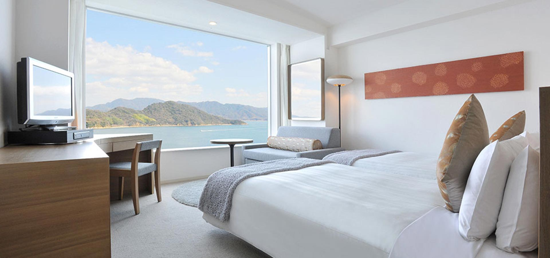 高級樓層 高品質雙床房