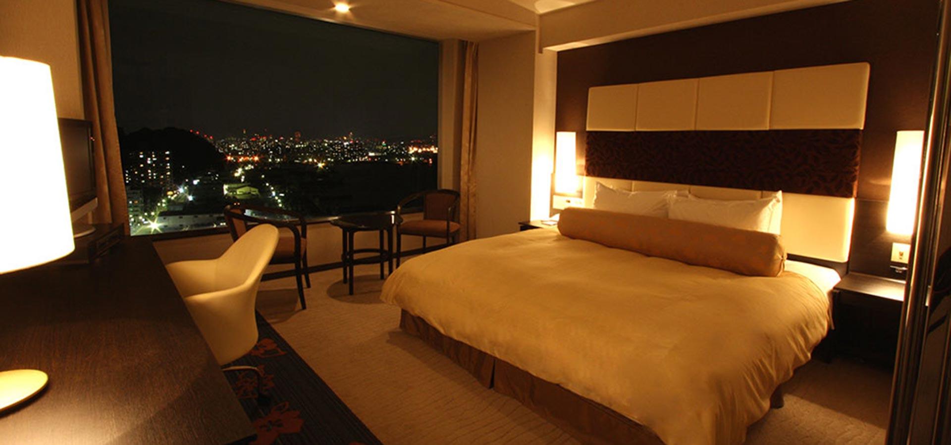高級樓層 高品質大床房