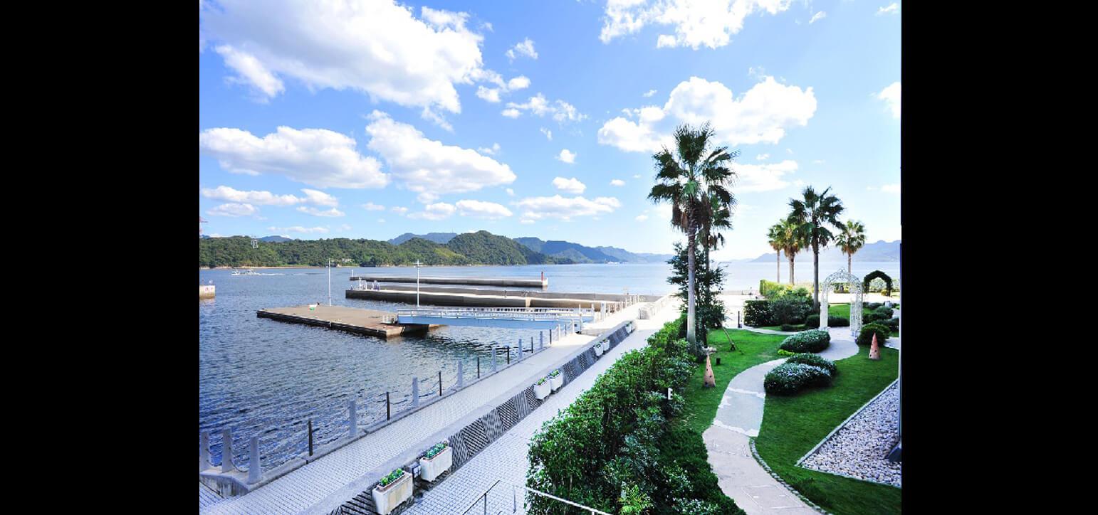 Hiroshima ⇔ Miyajima High Speed Ship