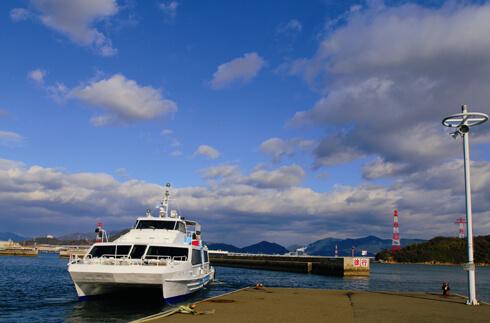 히로시마⇔미야지마 고속선