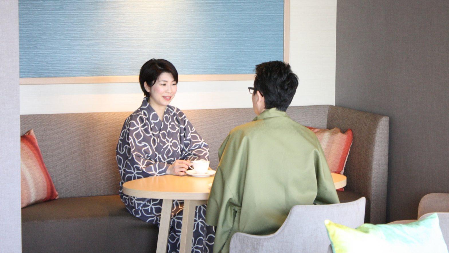 Information on rental yukata