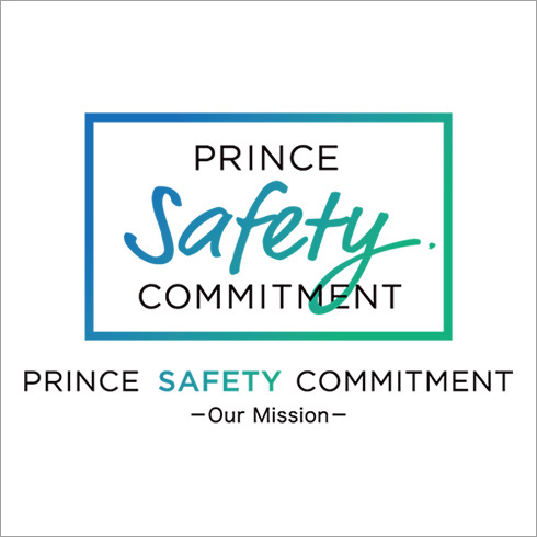 "Our New Cleaning Protocol ""Prince Safety Commitment"""
