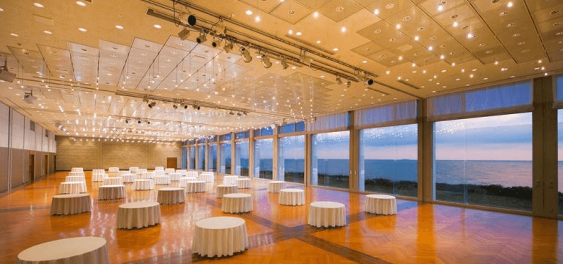 七里滨(Shichirigahama) 宴会厅