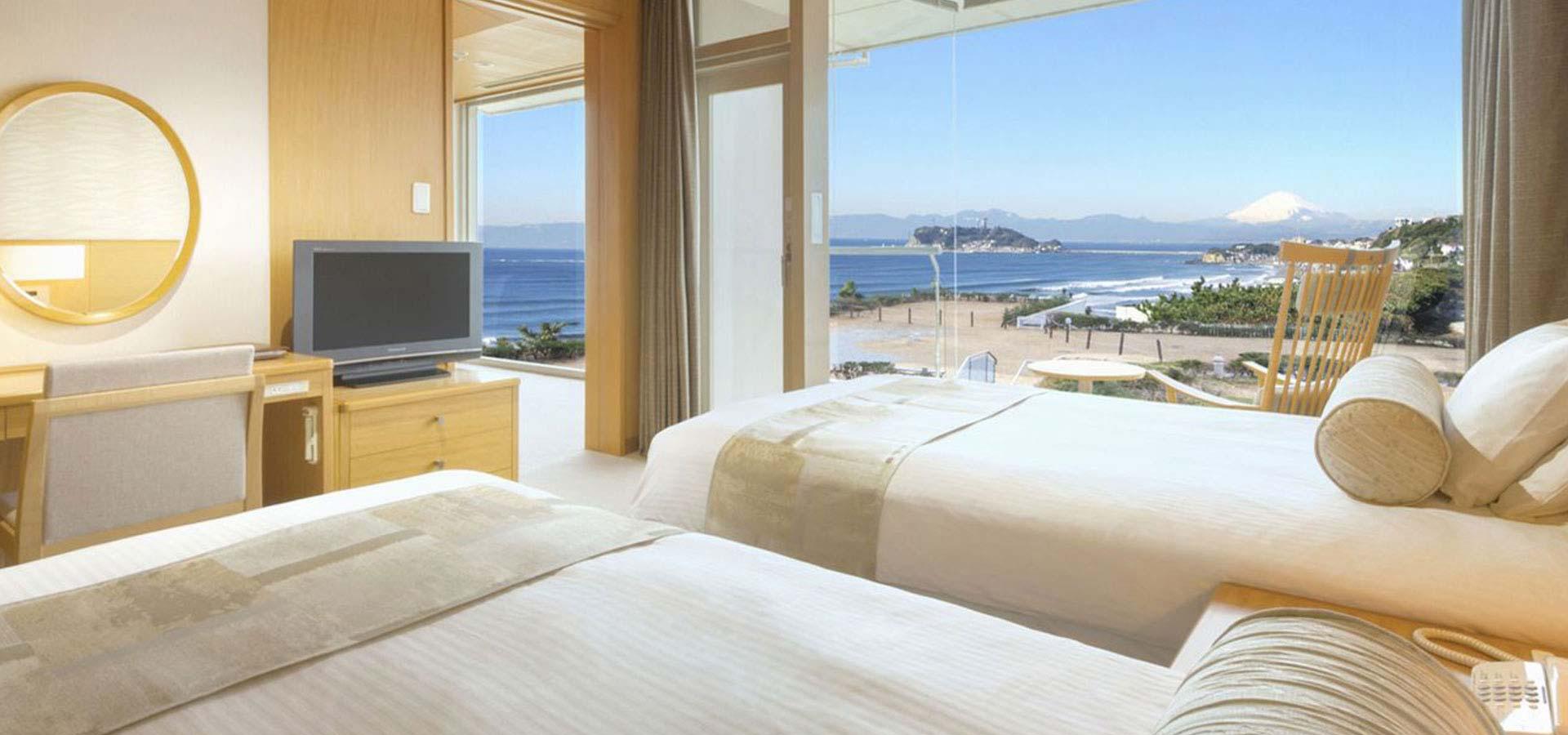 Suite Room~Mt.Fuji & Enoshima View~