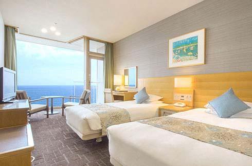 Twin Room B~Sagami Bay View~