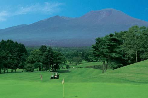 輕井澤淺間高爾夫球場