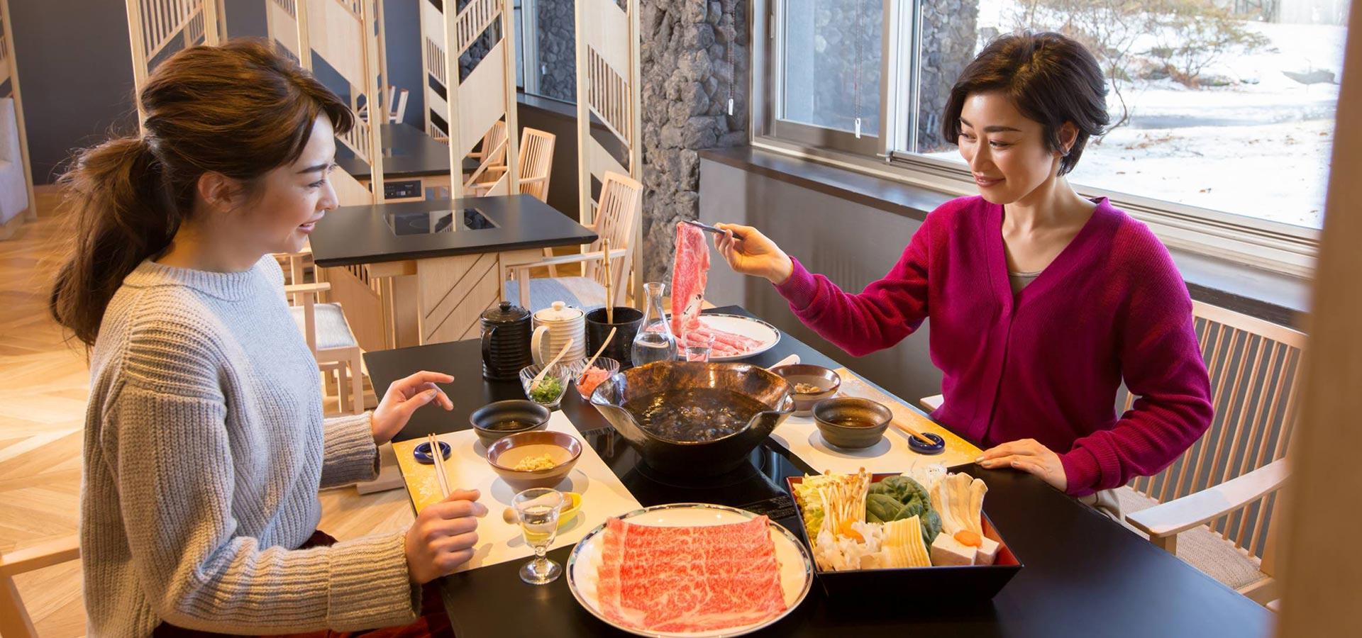 Enjoy Japanese Cuisine