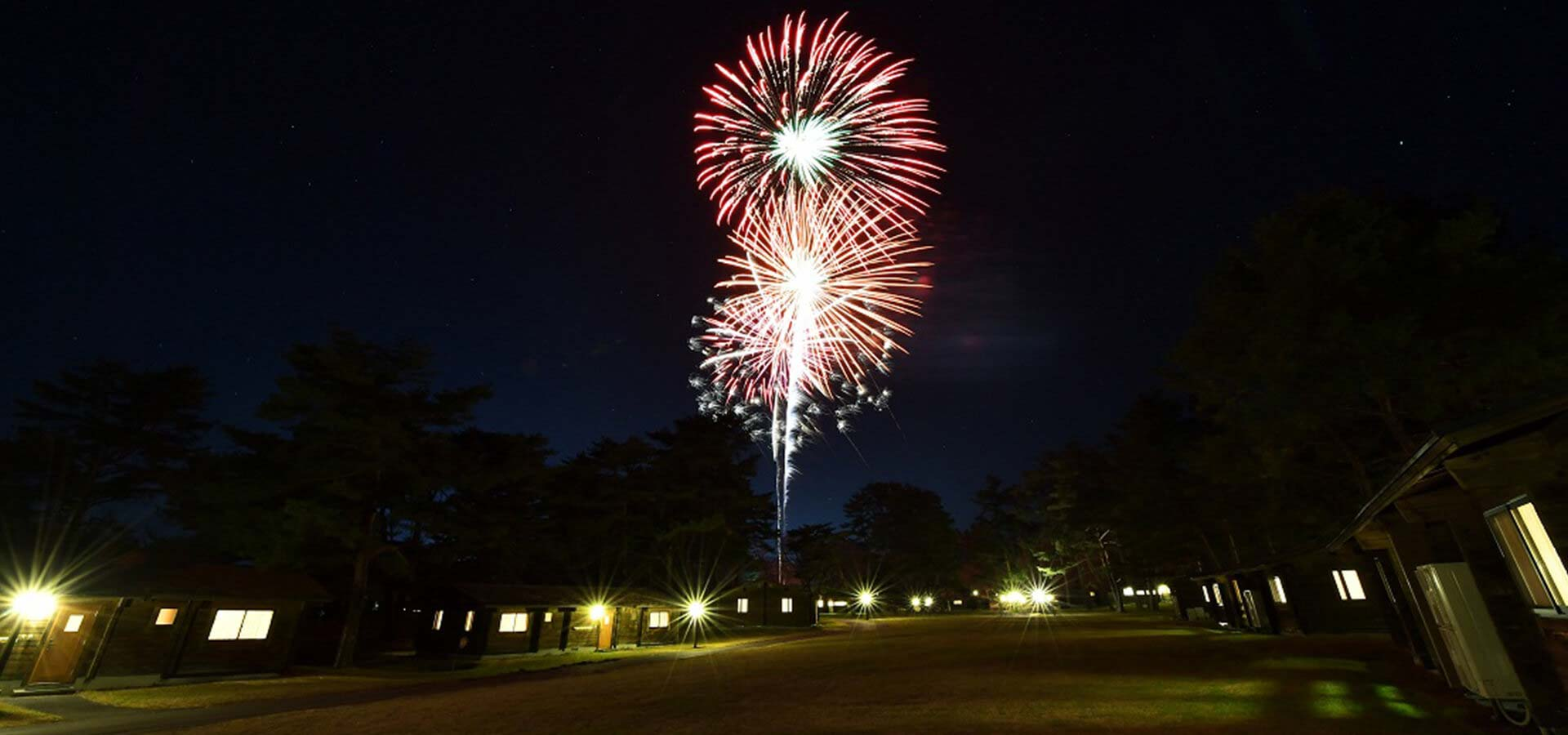 Fireworks show will shoot off on site