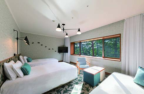 Forest Twin Room