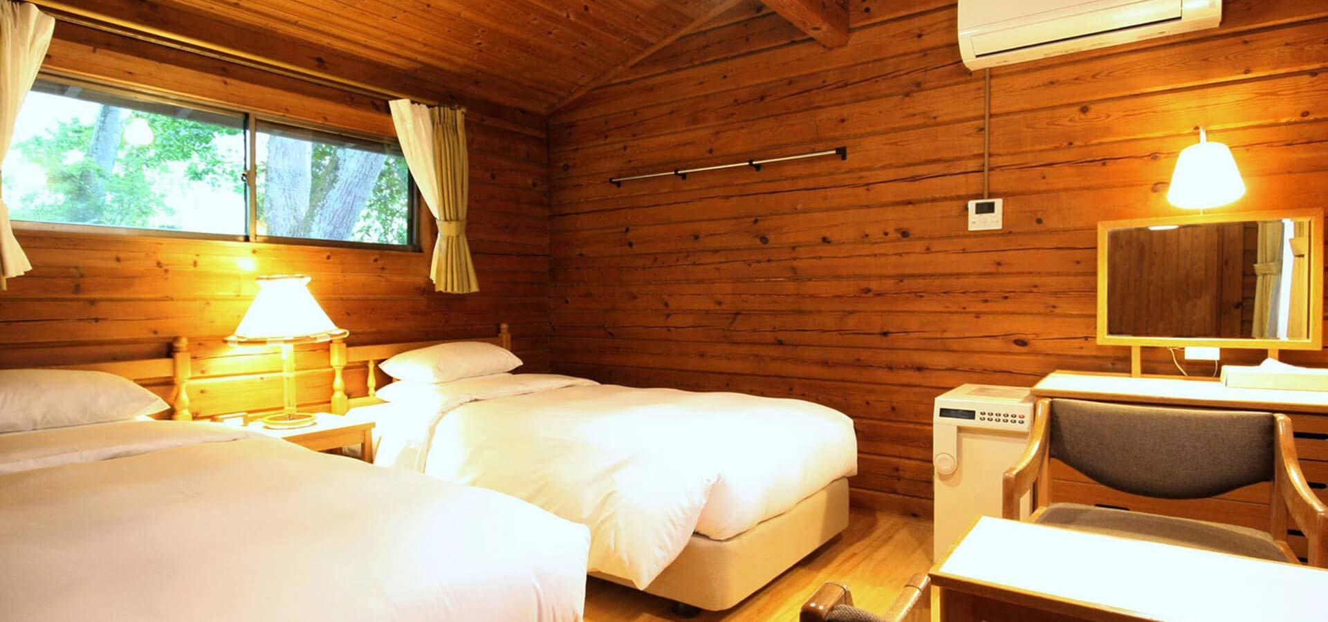 小木屋A 含兒童房間 共6棟
