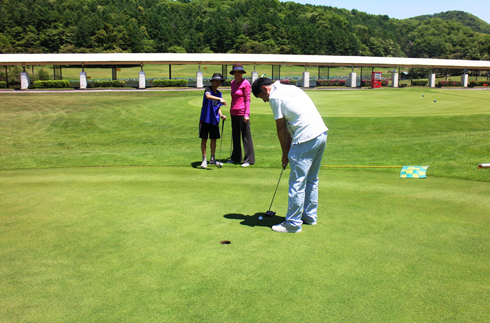 Karuizawa Golf Range / Putter Course