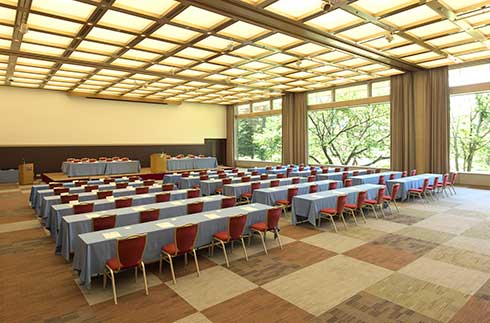 Asama International Conference Hall