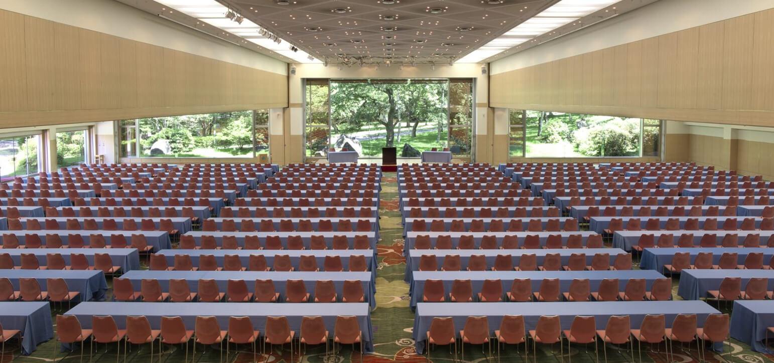 Nagano Hall (Main Banquet Hall)