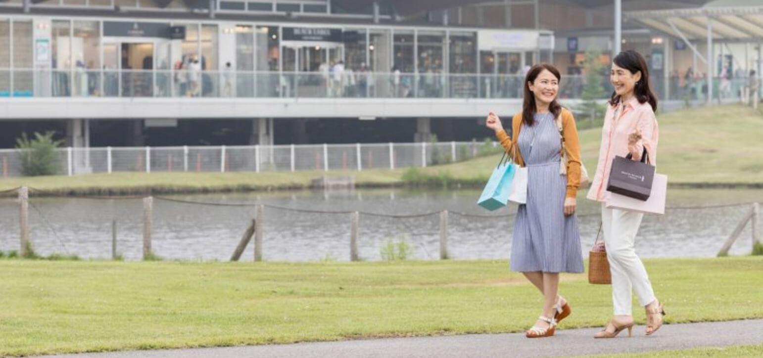 輕井澤·王子購物廣場