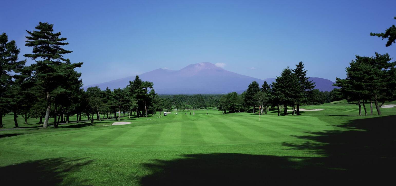 輕井澤72高爾夫球場