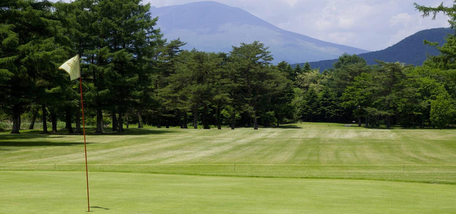 晴山高尔夫球场