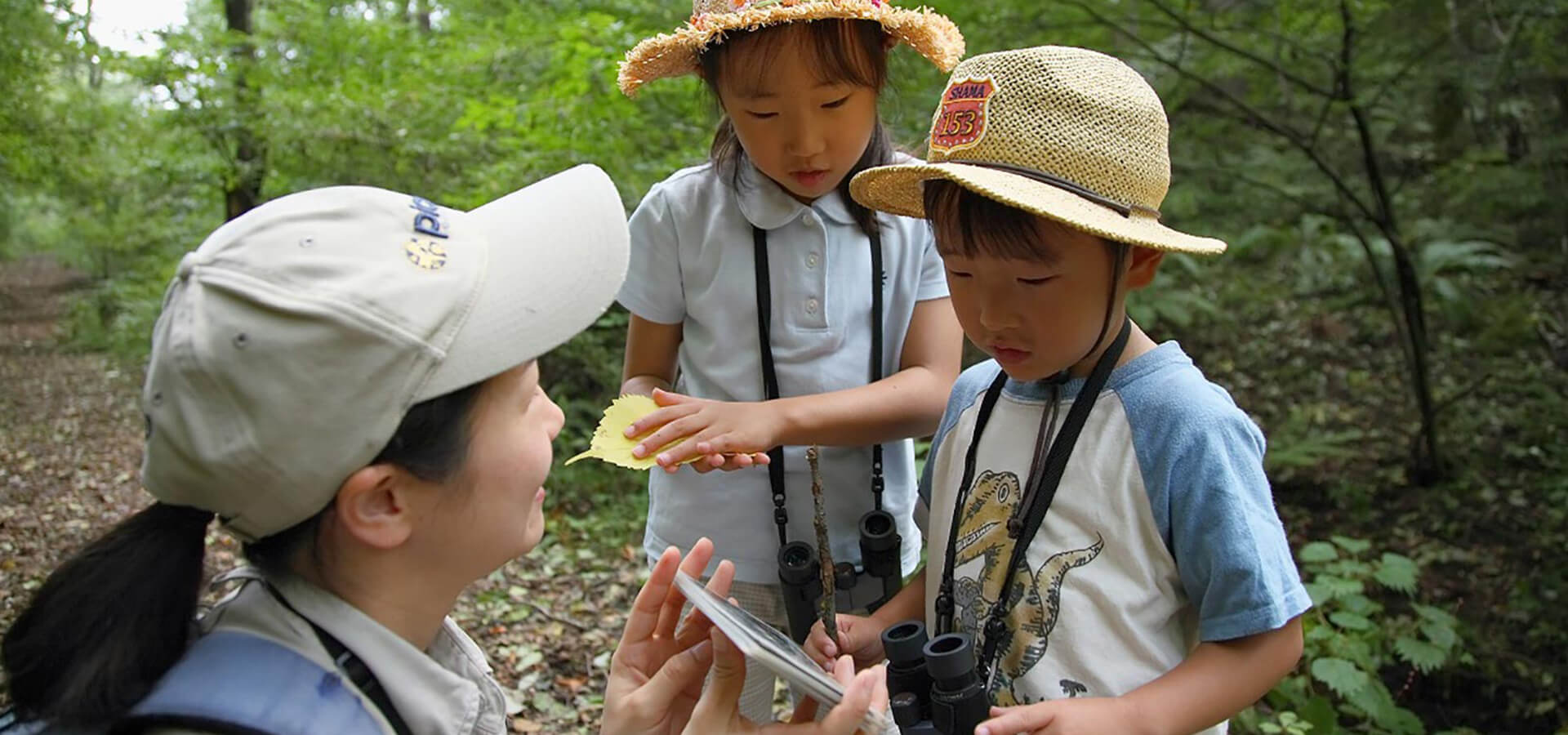 自然體驗活動 Nature Kids Forest House