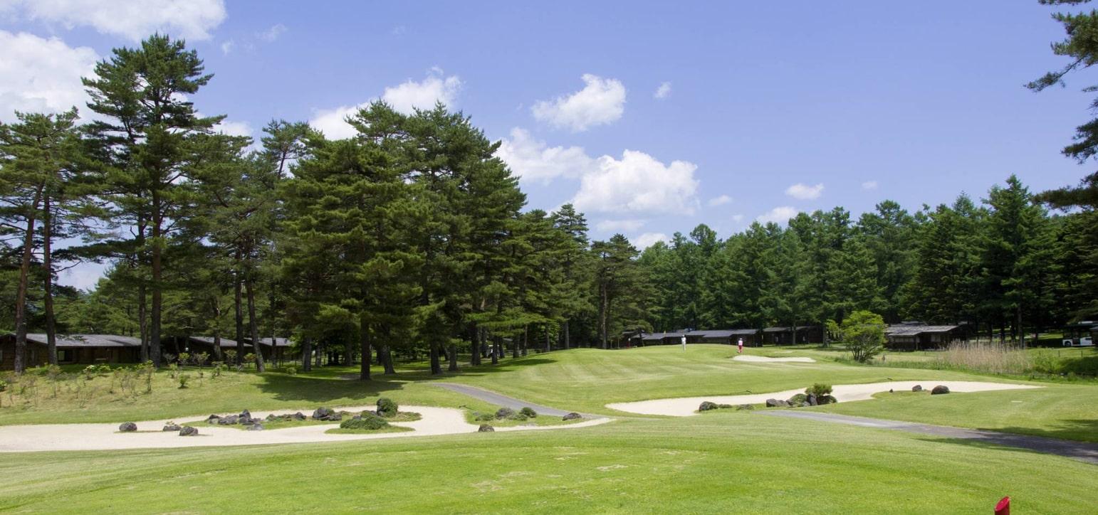 輕井澤王子大飯店高爾夫球場