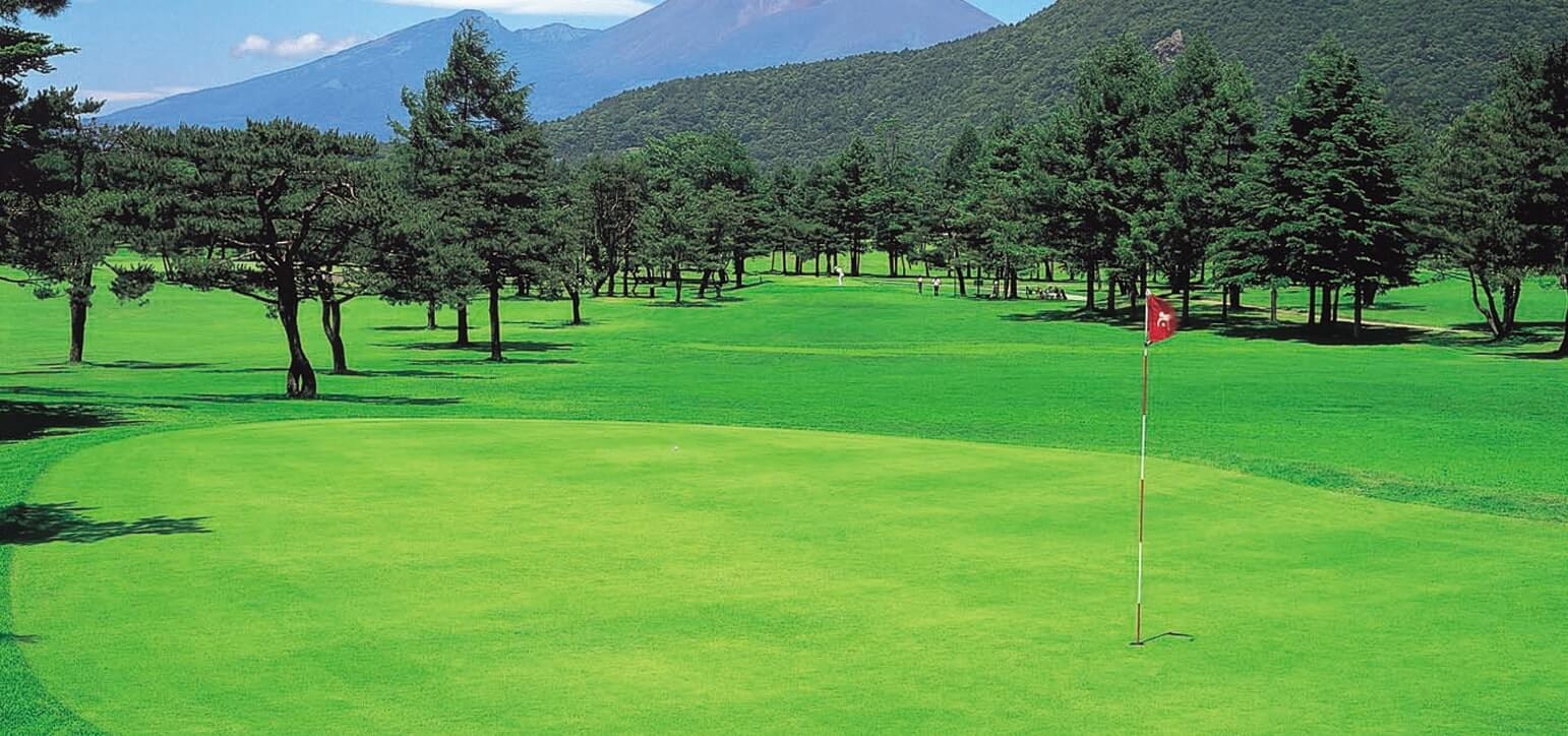 晴山高爾夫球場
