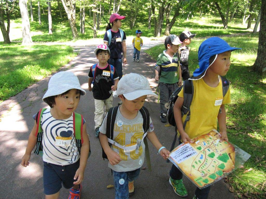 Nature Kids Forest House