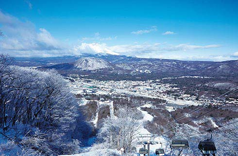 Karuizawa Ski Area opened for 2016-17 season!