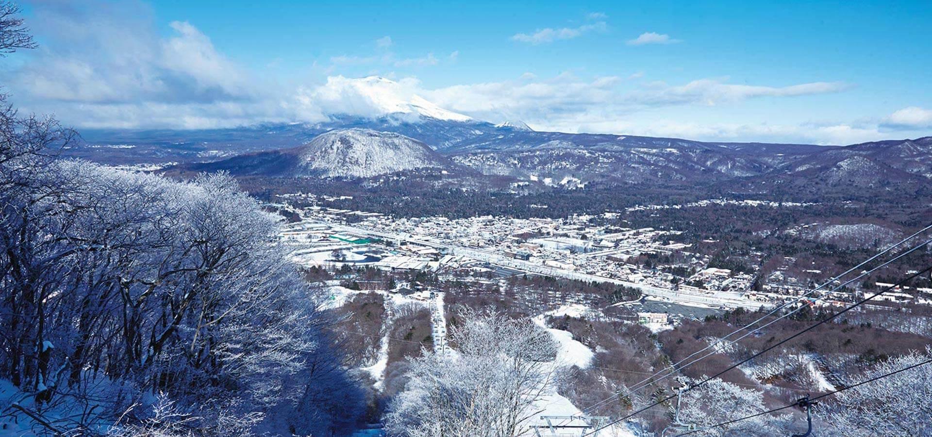 Karuizawa Ski Area opened for 2016-17 season!