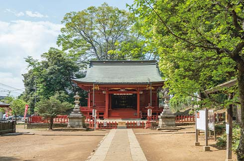 Miyoshino Shrine