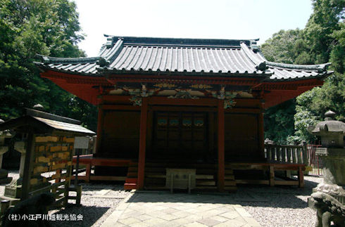 Senba Toshogu Shrine