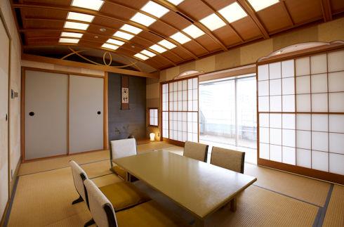 Japanese Style Tatami Room