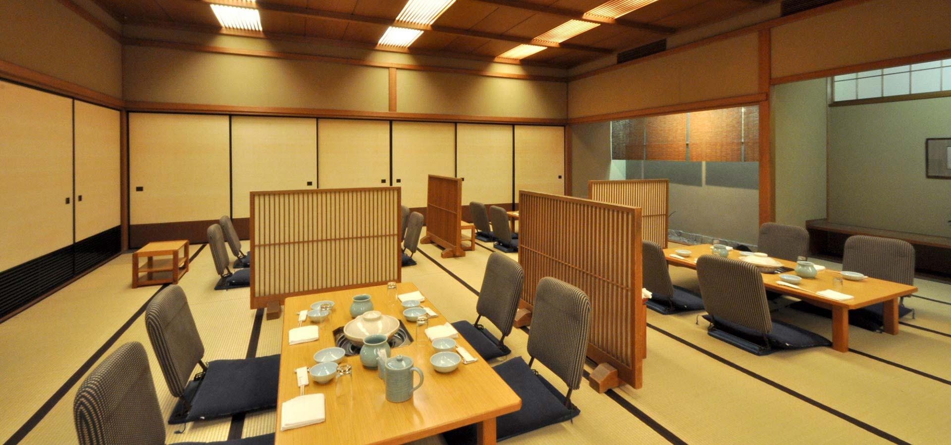 日式宴會廳